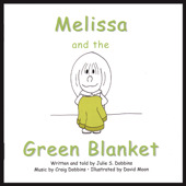 melissa and the green blanket