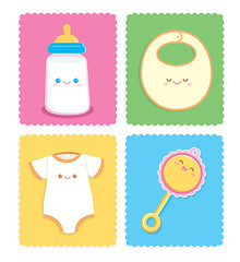 Kawaii Baby Items