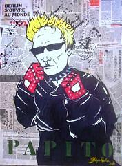 Supla (Ghiza Rocha) Tags: portrait art pop supla rocha ghiza