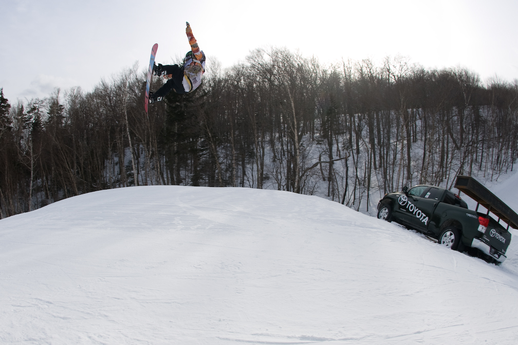 Sage Kotsenburg – 2nd Place