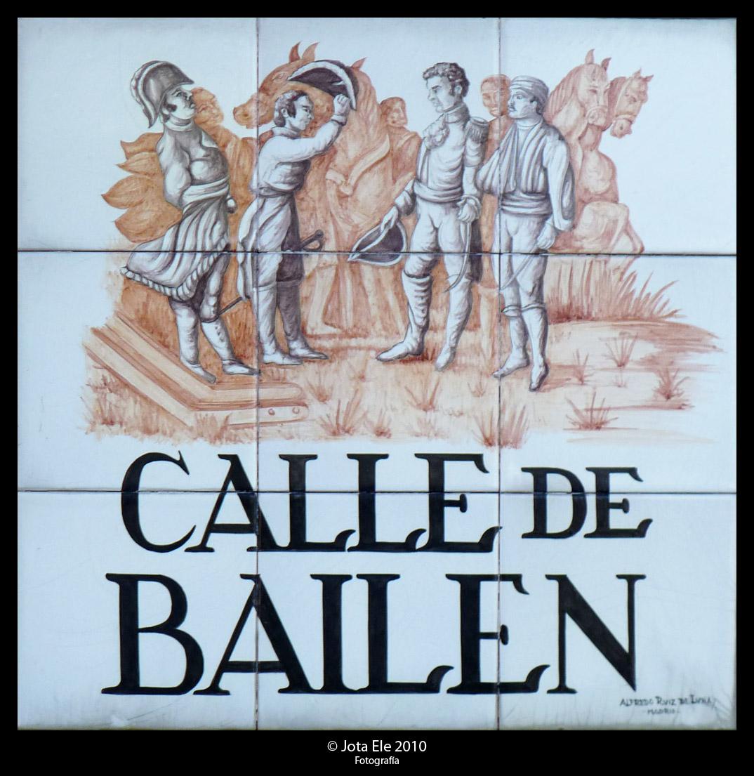Calle de Bailén