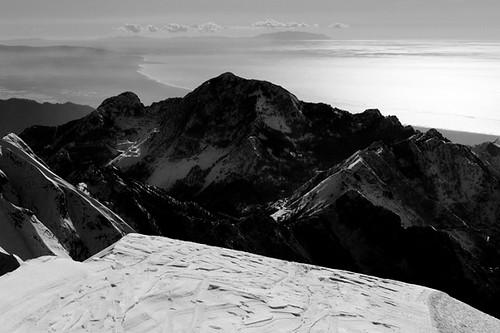 Panorama Dal Monte Tambura