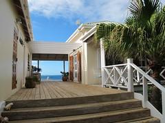 Villa Cliffside entry (Cliffside serenity) Tags: caribbean antiguabarbuda villacliffsidelongbay
