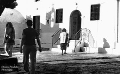 Black and white moments, Amorgos (CHRISTOS PROUKAKIS) Tags: copyright photography nikon all post trix rights processing only analogue reserved christos oridnary proukakis mmkodak fm2n50