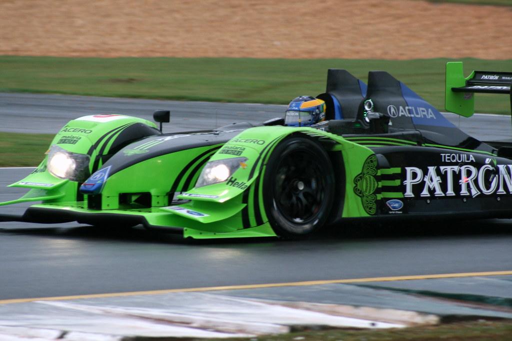 Acura at Petit Le Mans 2009