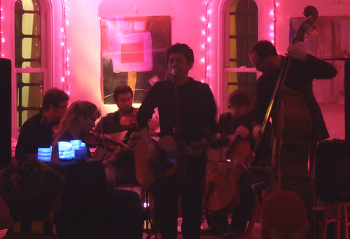 John Shade w/ Zack Hickman & Neave String Quartet