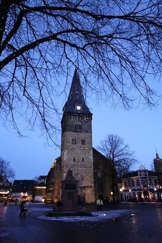 Enschede main square...
