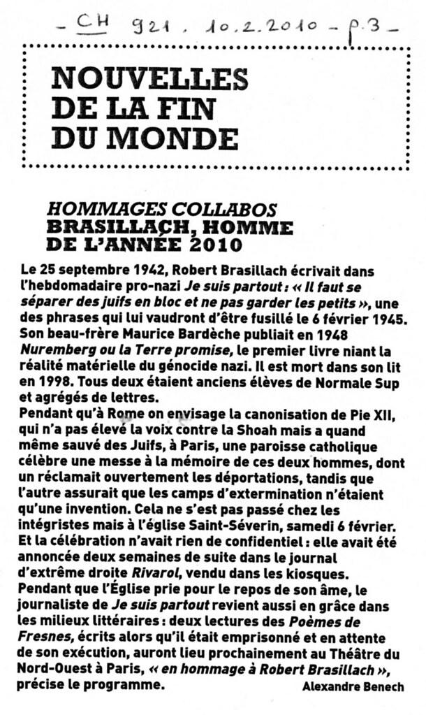 CH, 921, 2010 02 10, p.3 - Robra