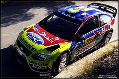 Mikko HIRVONEN @ RallyRACC 2009 (Rally Catalunya) - SS6: El Montmell 2 (Hara Amors) Tags: espaa costa cars sexta spain rally dia wrc 1750 catalunya primer tamron 2009 primera jornada coches catalua hara rallye mikko etapa daurada primerda dia1 costadaurada worldrallycham