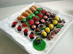 gift wrap 2 (yud) Tags: pastry marzipan yud