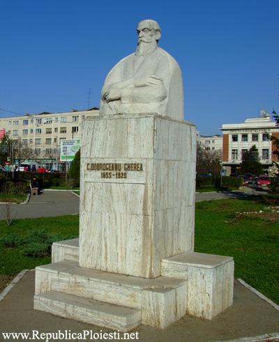 Statuia lui Constantin Dobrogeanu Gherea