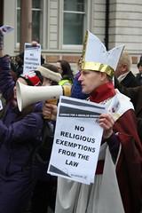 IMG_1793 (Zefrog) Tags: uk gay england italy pope vatican london lesbian demo europe religion protest demonstration politcs lgbt bisexual trans ratzinger homophobia secularism humanism novat zefrog