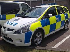 HERTS POLICE TRAFFIC  CAR (NW54 LONDON) Tags: police 999 policecars emergencyvehicle trafficcar hertfordshirepolice