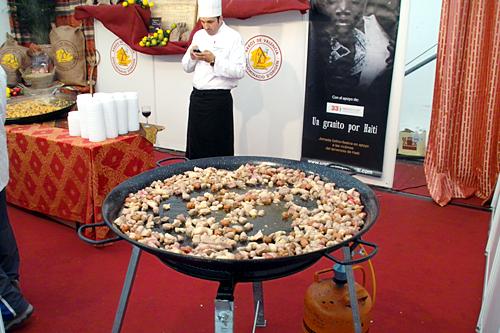 sausage-paella