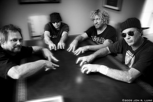 brah blog:  Chickenfoot