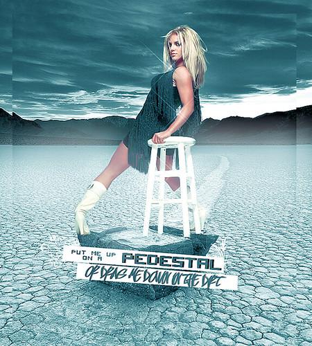 Britney Spears - Pedestal