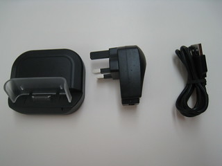 iPhone 3G Black Dock
