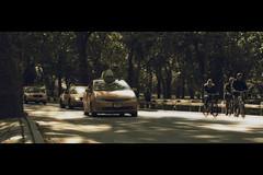 [The Avalon Serie] וועג (- Loomax -) Tags: road trees newyork green car sunshine daylight glow centralpark dream yellowcab fantasy cinematic 169 onirism theavalonserie