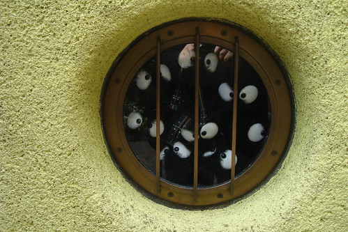 Soot sprites window