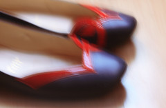 L♥btaan (heartbreaker [London]) Tags: paris london love ballerina shoes christian flats heartbreaker louboutin