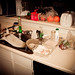 65/365 (Extra): Messy Kitchen
