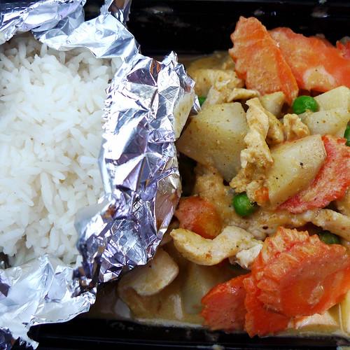 Yum Yum Bowls - Yellow Curry