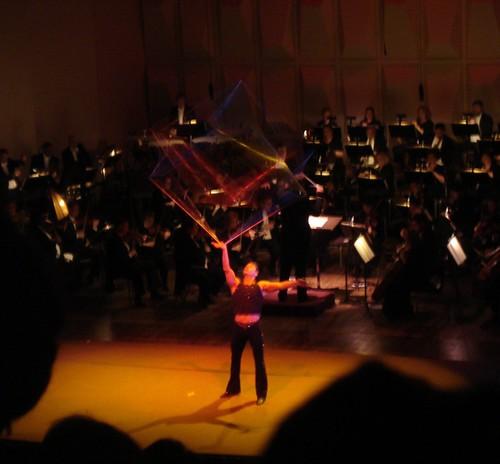 Cirque de la Symphonie, Shreveport by trudeau