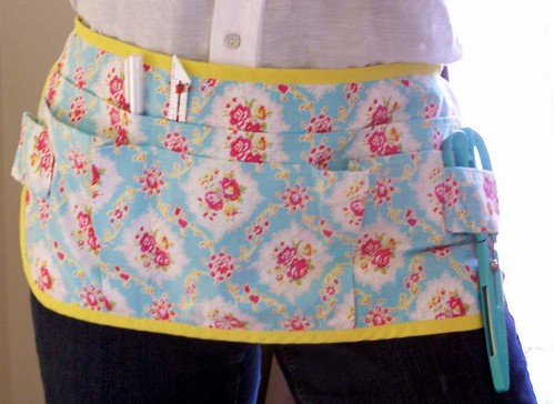 Retro Craft Apron