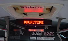 bookstore (glennbphoto) Tags: sanfrancisco muni guesswheresf foundinsf ccsf 43masonic citycollegeofsanfrancisco