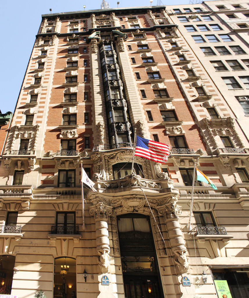 Former Aberdeen Hotel (now Best Western Manhattan)