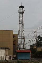 今泉の火の見櫓(東松山市)