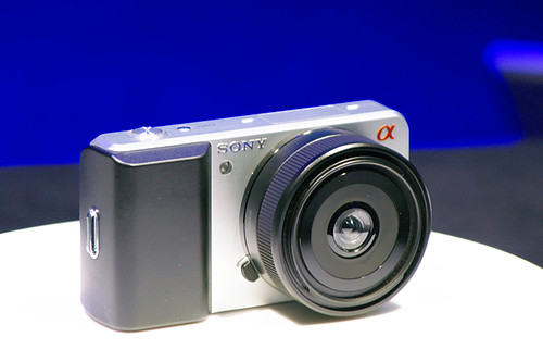 Sony Compact Alpha 03