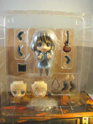 Nendoroid Yui packaging