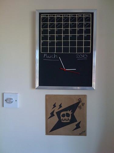 New memo board
