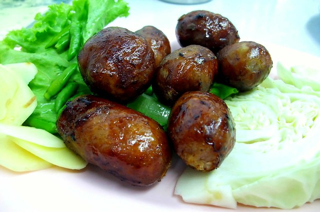 Grilled Thai Sausage