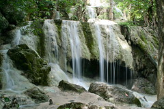Erwan, level 7 (tonthieum) Tags: nature canon outside waterfall aperture bestof heat chute erawan chutedeau chaleur thaïlande thaïland thaï tonthieum