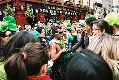 Everybody Dance now ! St Patricks Day Dublin 2010 (Anthony Cronin) Tags: ireland dublin green film st analog 35mm samba patrick ishootfilm celtic stpatrick ac apug shamrock stpatricksday 2010 konicaautoreflextc streetparty brazilia saintpatricksday paddysday march17 march17th kissmeimirish dubliners dublinstreet dublinstreets allrightsreserved dublinlife streetsofdublin irishphotography patricksdayparade lifeindublin filmisnotdeaditjustsmellsfunny irishstreetphotography hexanonlens dublinstreetphotography streetphotographydublin anthonycronin 031710 livingindublin insidedublin livinginireland streetphotographyireland streetsamba 17032010 170310 03172010 brazilianinireland expiredfujicolor200 fujicolor200superia photangoirl