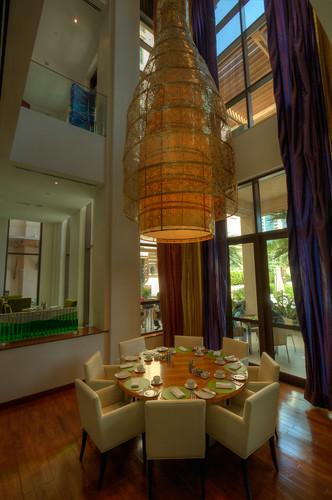 Qamardeen Hotel Dubai - Restaurant