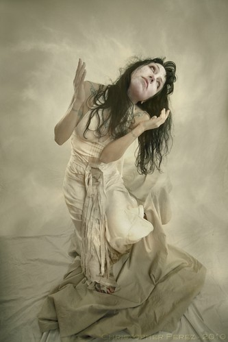 Seraphic Society - Viola Rose (Butoh)