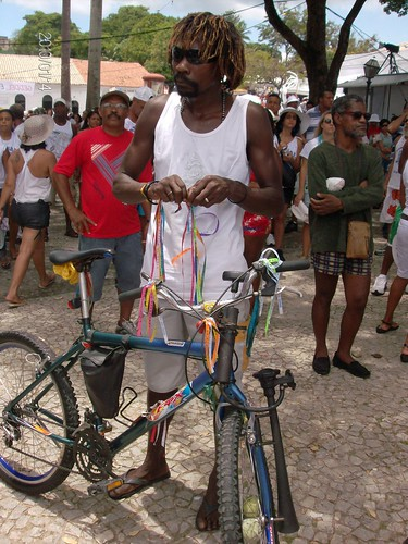 Rasta Bike Man