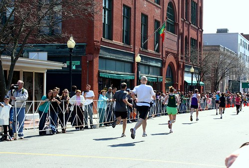 New Bedford Half Marathon, 3-21-10