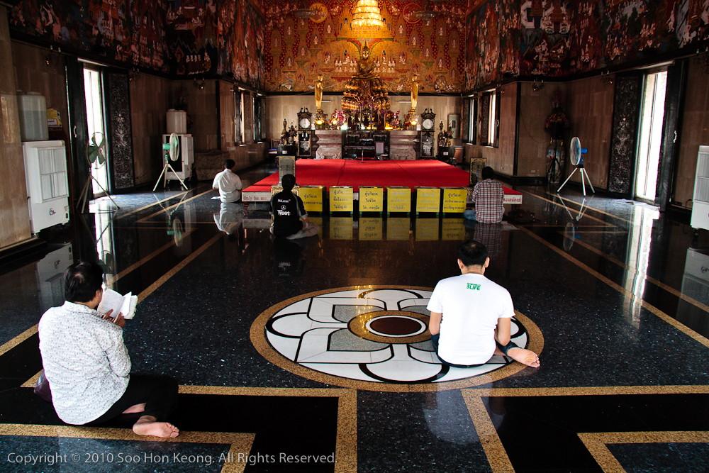 Wat Hua Lampong @ Bangkok, Thailand