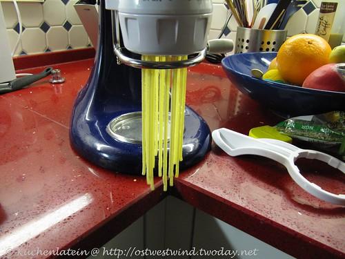 Spaghetti eifrei