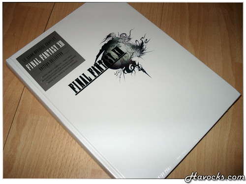 Guide Final Fantasy XIII - Collector - 01