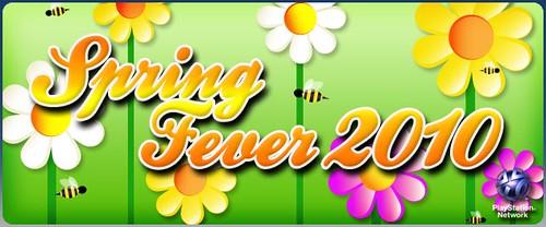 PSN Spring Fever 2010