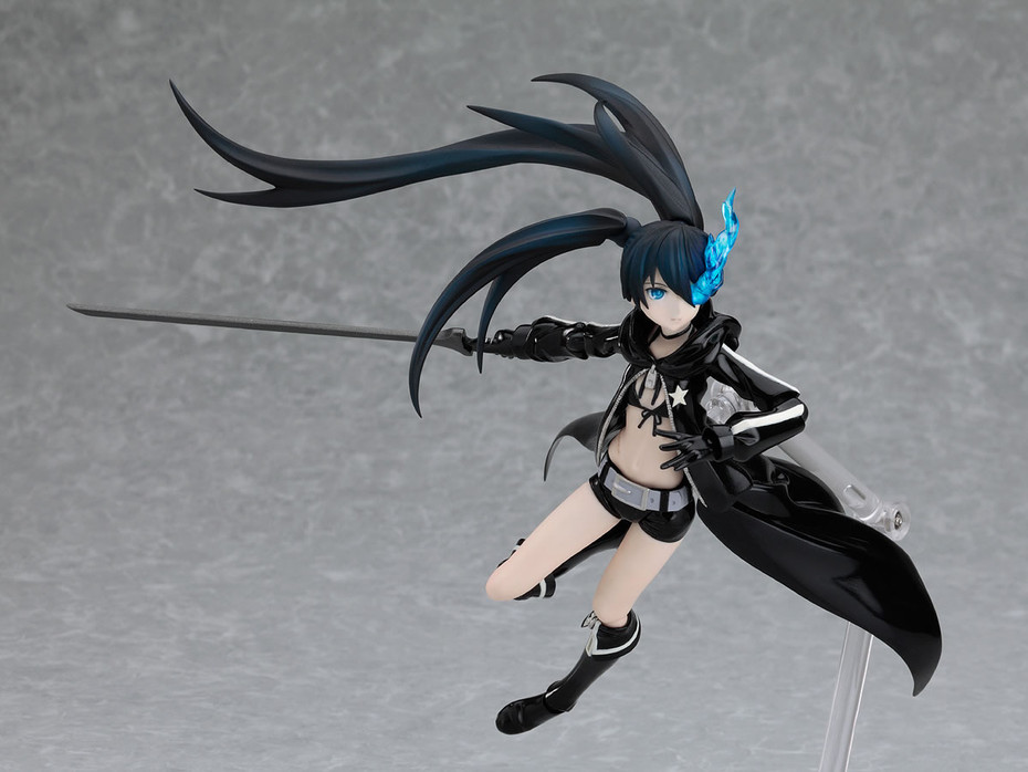 black rock shooter. Black Rock Shooter - 05