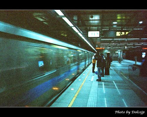 MRT @ Taipei