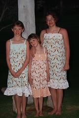 Mendocino Jammies (Blueblossomgirl {Emily}) Tags: ross heather fabric mendocino