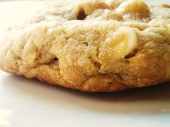 white chocolate and macadamia nut cookies - 11