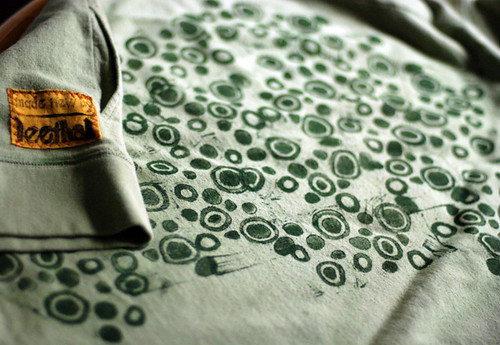 leethal printed shirt